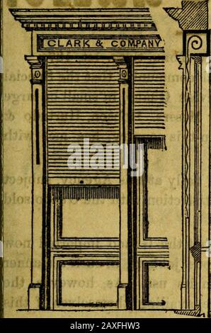 The Tribune almanac and political register for.. . IT EXCELS: 1st In form of Furnace, which is reverberatory with drop flues. 2d. In Generating the steam from or near the top, consequently priming or lift-ing of the water is impossible. 3d. The m ost perfect circulation yet attained. 4th. In safety, as the sections hare perfect freedom to expand. 6th. No joint is exposed to the fire. 6th. Any section may be removed without disturbing those next it. Its commercial value is guaranteed to be an evaporation of 11$ lbs. of water to the pound of coal in daily use. For Circulars and further informati - Stock Photo