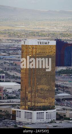 The Trump International Hotel in Las Vegas - Stock Photo
