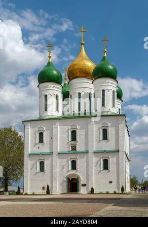 Assumption Cathedral, Kolomna, Russia - Stock Photo
