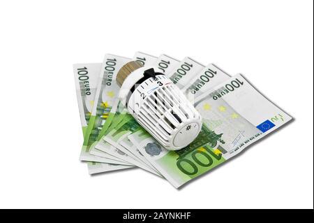 Symbolfoto Energiekosten - Stock Photo