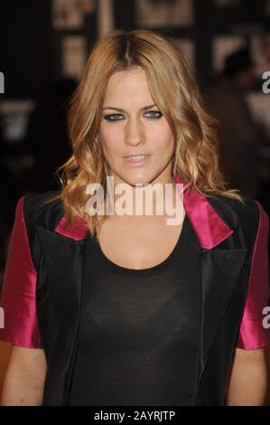 FILE: Caroline Flack found dead at 40 after committing suicide on Feb 14th. London, UK. 18th Feb, 2011. - Stock Photo