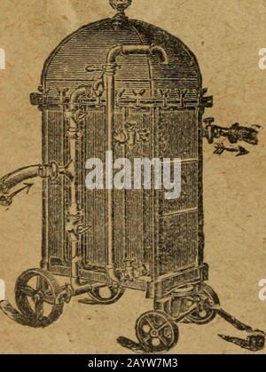 'Revue de viticulture : organe de l'agriculture des régions viticoles' (1893) - Stock Photo