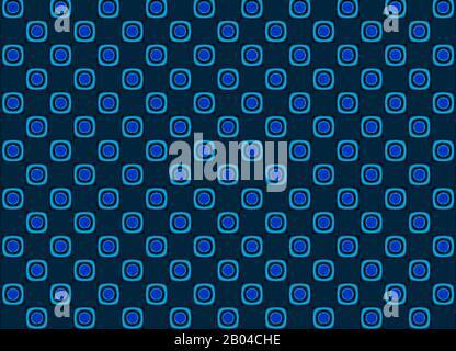 Abstract advertising background, black, blue, horizontal modern dynamic decorative fluorescent pattern