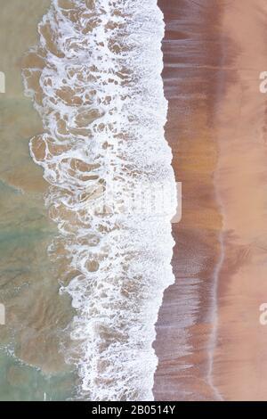 Pacific Ocean, Lo de Marcos village, Riviera Nayarit, Pacific Ocean, Nayarit State, Mexico, Central America, America