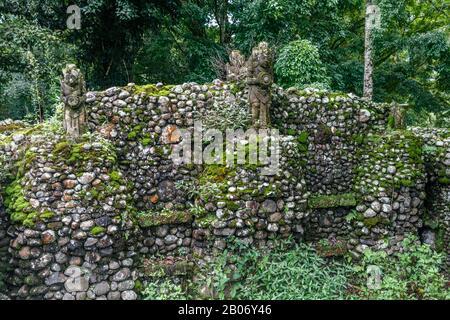 Kebun Raya Bali - Bali Botanical Garden in Bedugul, Tabanan, Bali, Indonesia.