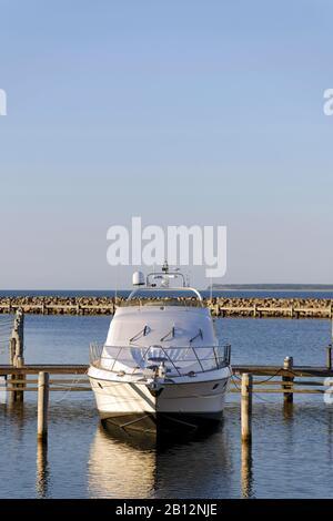 Marina Hohe Düne,Baltic Sea,Rostock Warnemünde,Mecklenburg-Vorpommern,Germany,Europe - Stock Photo