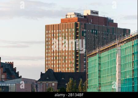 Charité university medical center,Berlin,Germany,Europe - Stock Photo
