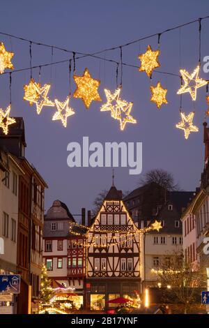 Christmas Marketinf In Limburg An Der Lahn 2021 Christmas Market Limburg A D Lahn Stock Photo Alamy