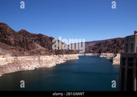 Hoover Dam - Stock Photo
