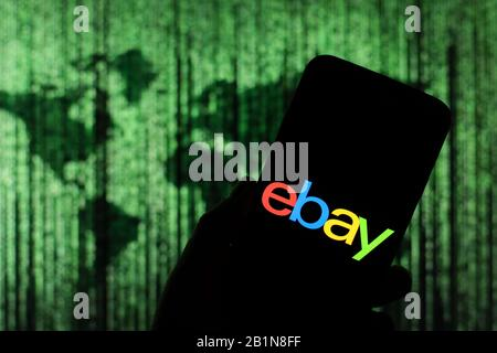Ebay Company Logo Stock Photo 230512118 Alamy