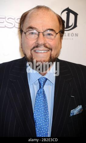 Manhattan, United States Of America. 09th Mar, 2011. NEW YORK, NY - MARCH 08: James Lipton attends the premiere of 'Limitless' at the Regal Union Square on March 8, 2011 in New York City. People: James Lipton Credit: Storms Media Group/Alamy Live News - Stock Photo
