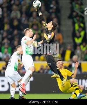 Goalwart Yann Sommer Mg Action Football 1st Bundesliga 25th Matchday Borussia Monchengladbach Mg Borussia Dortmund Do 1 2 On March 7th 2020 In Borussia Monchengladbach Germany Usage Worldwide Stock Photo Alamy