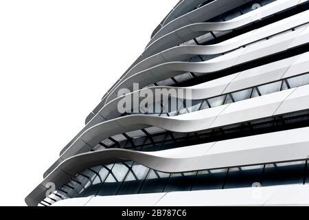 Jockey Club Innovation Tower, Hong Kong Polytechnic University, Hong Kong