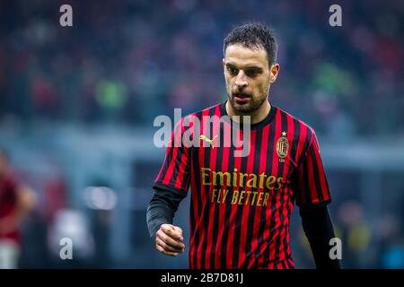 Giacomo Bonaventura of AC Milan during italian soccer Serie A season 2019/20 of AC Milan - Photo credit Fabrizio Carabelli /LM/