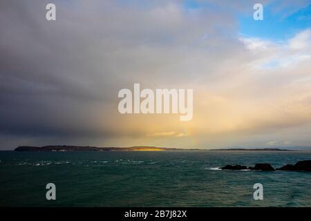 Amazing Giant's Causeway, Co. Antrim, Northern Ireland