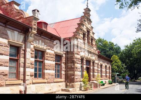 Heidelberg Heritage Museum, Voortrekker Street, Heidelberg, Gauteng Province, Republic of South Africa