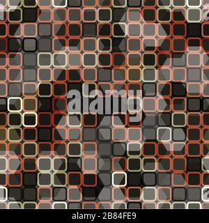 abstract cells seamless - Stock Photo