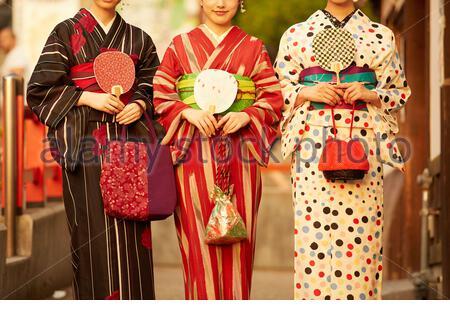 Kimono kimono - Stock Photo