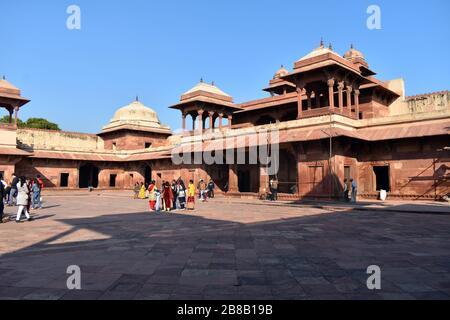 Fatehpur Sikri, Uttal Pradesh, India