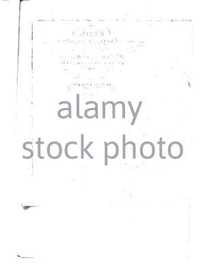 'various; German:  Das AuslandDas Ausland (1828)title QS:P1476,de:Das Ausland label QS:Lde,Das Ausland label QS:Len,Das Ausland (1828); Deutsch: Beilage für  Das Ausland, Nr. 16, 1828 (Rückseite); Bayerische Staatsbibliothek, Bayerische Staatsbibliothek; ' - Stock Photo