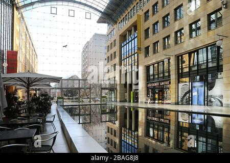 Dresden Sachsen Deutschland , Prager Strasse Centrum Galerie