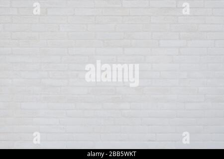 White brickwall Stock Photo