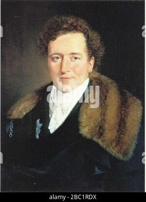 1786 Christian VIII. - Stock Photo
