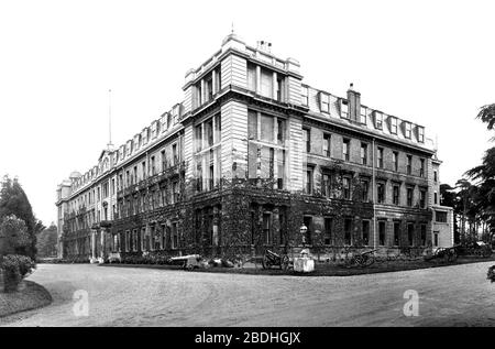 Camberley, Royal Staff College 1919 - Stock Photo