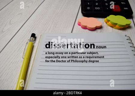 Definition of Disinformation word with a meaning on a book. dictionary concept - Stock Photo