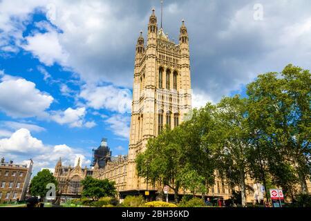 Parliament House London England United Kingdom Capital River Thames UK Europe EU