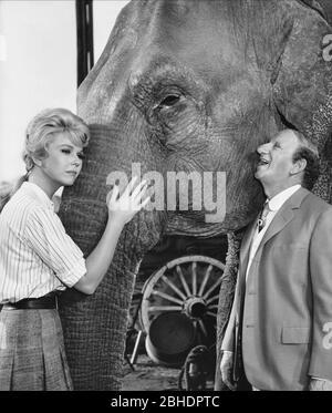 DORIS DAY, JIMMY DURANTE, BILLY ROSE'S JUMBO, 1962