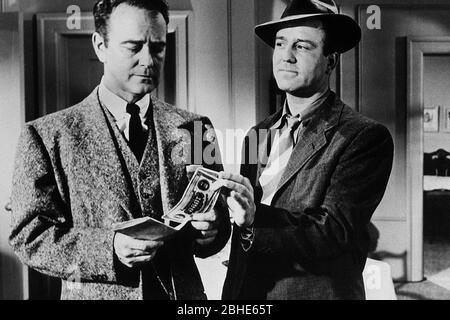 LEW AYRES, DONOVAN'S BRAIN, 1953 - Stock Photo