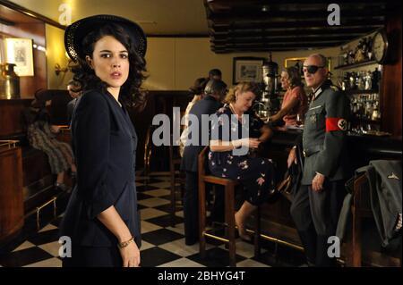 El tiempo entre costuras  TV Series (2013 - 2014) Spain Written by Susana López, Carlos Montero  Adriana Ugarte, Andreas Prittwitz - Stock Photo