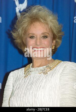 LOS ANGELES, CA. c.1993: Former US news anchor Barbara Walters.  File photo © Paul Smith/Featureflash - Stock Photo