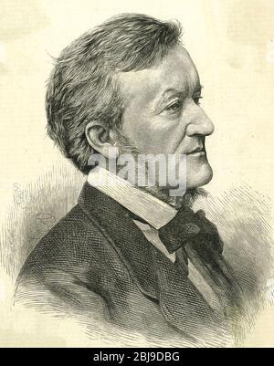RICHARD WAGNER (1813-1883) German composer