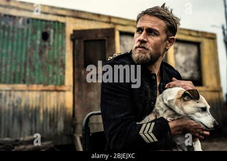TRUE HISTORY OF THE KELLY GANG, Charlie Hunnam, 2019. © IFC Films / Courtesy Everett Collection