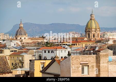 Palermo, Sicily, Italy.