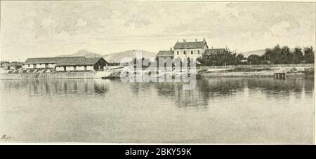 Image from page 406 of 'Durch Bosnien und die Herzegovina kreuz und quer; Wanderungen' (1897) (14781450532). Stock Photo