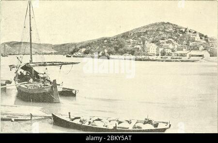 Image from page 404 of 'Durch Bosnien und die Herzegovina kreuz und quer; Wanderungen' (1897) (14781449352). Stock Photo