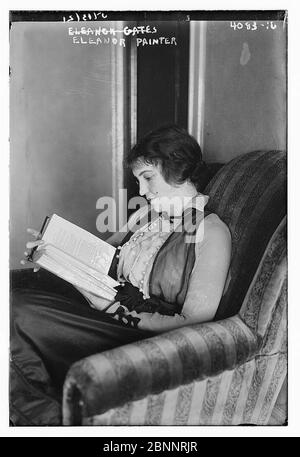 Eleanor Painter (LOC) by The Library of Congress - Stock Photo