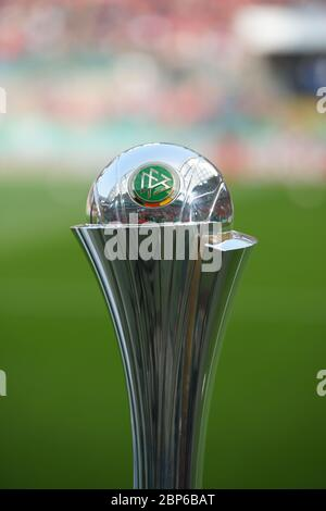 DFB Cup Final Women: VFL Wolfsburg vs SC Freiburg - Stock Photo