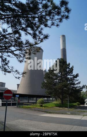 Kraftwerk Frimmersdorf