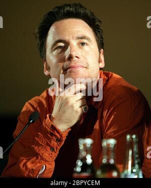 'HUI BUH - Das Schlossgespenst' Presse-Preview in Köln - Der Hauptdarsteller Michael 'Bully' Herbig in der Pressekonferenz. - Stock Photo