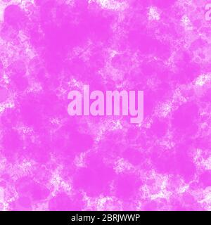 Pink magenta watercolor stains, abstract backdrop wallpaper background, blots of watercolor paint pink light color. Colored messy splashing blur patte - Stock Photo