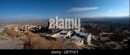 uc hisar Cappadocia