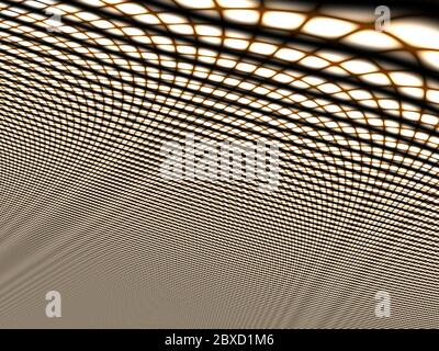 Abstract advertising gradient brown and white modern futuristic structure background