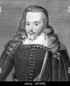 HENRY WRIOTHESLEY, 3rd Earl of Southampton (1573-1624) to whom two oif Shakespeare's narrative poems are dedicated