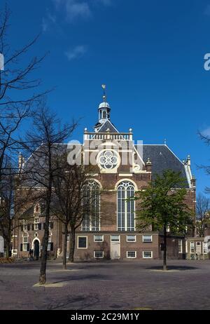 Noorderkerk (northern church), Amsterdam - Stock Photo