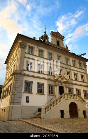 Iphofen is a city in Bavaria with many historical sights. Rathaus