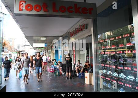 People begin queuing outside Foot